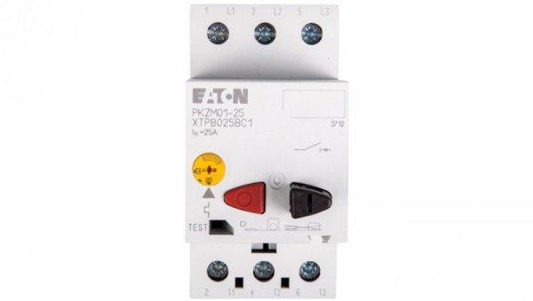 Wyłącznik silnikowy 3P 12,5kW 20-25A PKZM01-25 288893