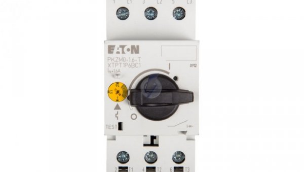 Wyłącznik do transformatorów 3P 1,6A 150kA PKZM0-1,6-T 088912