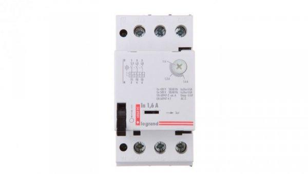 Wyłącznik silnikowy 3P 0,55kW 1-1,6A M 250 1,6 606805