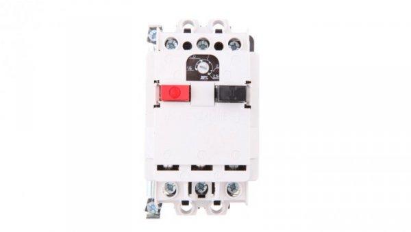 Wyłącznik silnikowy 3P 0,8kW 1,6-2,5A M 611 N 2,5 6112-290001