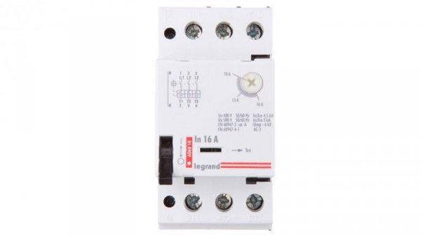 Wyłącznik silnikowy 3P 7,5kW 10-16A M 250 16 606810