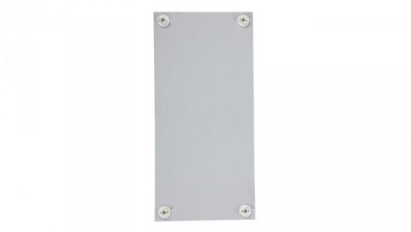 Osłona metalowa pełna 520x250mm BPZ-FP-600/250-BL 108391