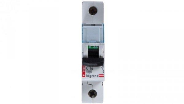 Wyłącznik nadprądowy 1P C 16A 10kA AC S311 TX3 404171