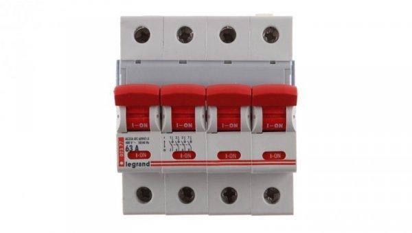 Rozłącznik modułowy 63A 4P FRX304 406544