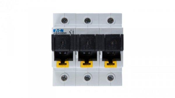 Rozłącznik bezpiecznikowy 3P 25A D02 400V Z-SLS/CEK25/3 248244