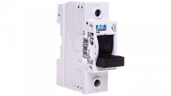 Rozłącznik bezpiecznikowy 1P 63A D02 Z-SLS/CB/1 248247