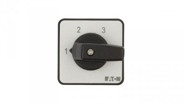 Łącznik krzywkowy 1-2-3-4 1P 20A do wbudowania T0-2-8231/E 012750