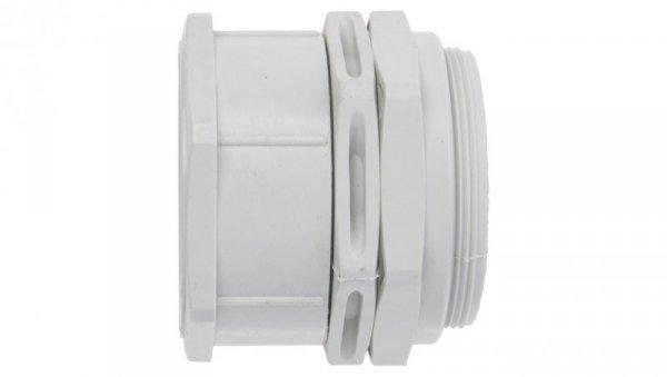 Dławnica kablowa PG 48 IP66 poliamidowa jasnoszara GW52010