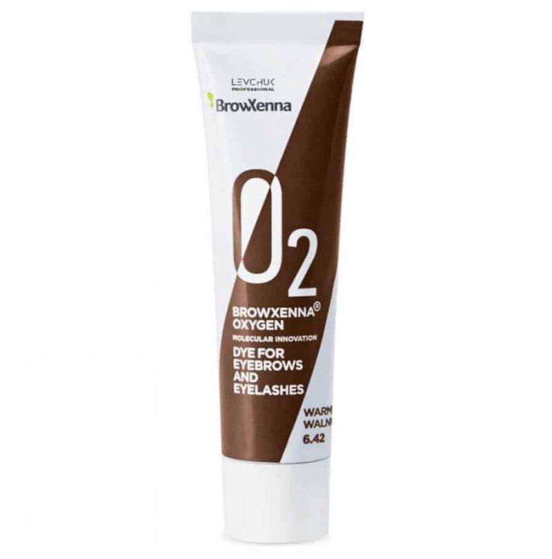 Oxygen O2 Farbka Warm Walnut 6.42