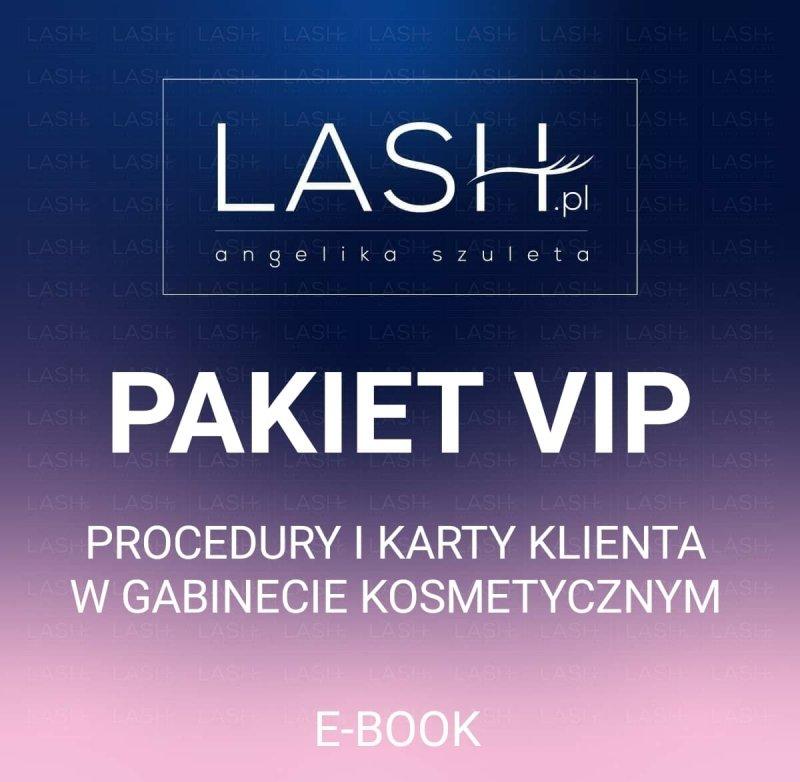 Pakiet VIP - procedury plus karty klienta