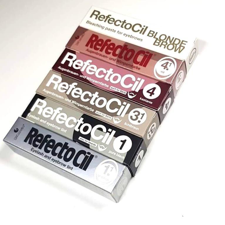 Farba żelowa RefectoCil