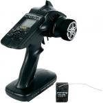 Aparatura pistoletowa Reflex Wheel Pro II LCD 3 kan., FHSS 2,4 G