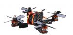 Dron wyścigowy Eachine Tyro79 140mm 3 Inch DIY Version FPV Racing RC Drone F4 OSD 20A BLHeli_S 40CH 200mW 700TVL