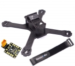 Rama QAV-X 214mm z PDB XT60 - Cross Racing Quadcopter