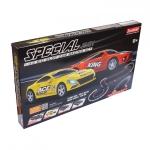 Joysway Zestaw Slot Cars Superior 201 1:43 - 420cm, ósemka, most