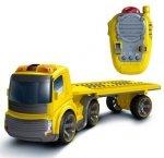 SILVERLIT CIĘŻARÓWKA ZDALNIE STEROWANA - Trailer Truck