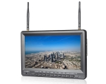 GPX Extreme Monitor FPV PVR1032 DVR, 10, 600p, 5.8GHz, 32CH, 2200mA, HDMI