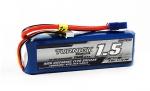 Akumulator Turnigy LiPo 1500mAh 11,1V 3S 20 - 40C