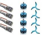 Zestaw napędowy Hobbywing 2405 2850KV Dshot600 30A