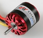 Silnik bezszczotkowy RAY C3542/05 oś 5mm