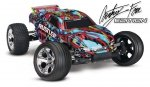 Traxxas  1/10 R5 RUSTLER COURTNEY XL-5