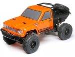ECX Barrage 1:24 4WD RTR czerwony