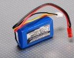 Akumulator 800mAh 2S 20C Lipo LI-Po