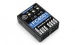 Dualsky kontroler FC450 - jednostka centralna z żyroskopem do wi