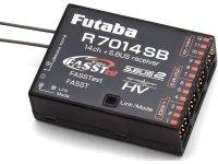 Futaba odbiornik 14/18k R7014SB 2.4GHz FASSTest/FAS