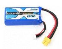Akumulator 1300mAh 3S 11.1V 45C ManiaX