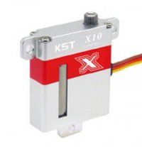 Serwo KST X10 WING 10.8kg/cm(8.4V ) 0.10 sec/60st