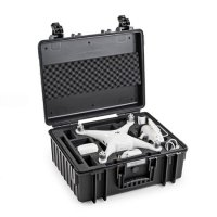Walizka B&W typ 6000 do DJI Phantom 4 / Pro / Advanced / Obsidian - czarna