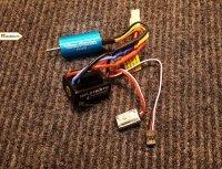 Regulator bezszczotkowy Hobbywing WP-S16-RTR 2-3S li-po