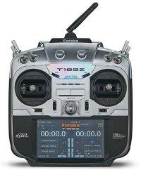 Futaba T18SZ 2.4GHz LiFe aku Mode 2, R7014SB