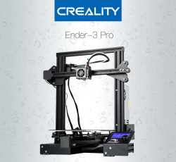 DRUKARKA 3D DIY Ender-3 PRO CREALITY zestaw drukarki do samodzielnego złożenia / rozmiar wydruku 220*220*250mm