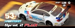 RTR SPRINT 2 FLUX 2.4GHz WITH PORSCHE 911 GT3 RS BODY