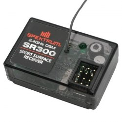 Spektrum DSM - odbiornik 3CH SR300