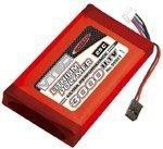 VTEC Tx-Pack 3S1P 3000 mAh 11.1V Li-Pol - Futaba/Sanwa