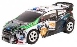Samochód RC WLToys A989 1:24 2WD 2.4GHz - Zielony