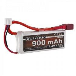 Redox 900mAh 7,4V 30c - Pakiet LiPo