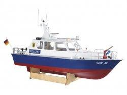 Krick łódź policyjna WSP47 kit