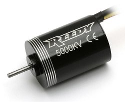 Silnik Reedy Micro Brushless 5000 kV (#910)