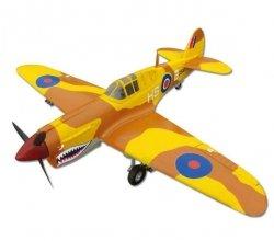 Curtiss P-40N Kittyhawk PNP - Samolot FlyFly Hobby