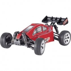 Reely Micro Carbon Fighter BRUSHLESS , 1:18, 4WD, 2,4 GHz