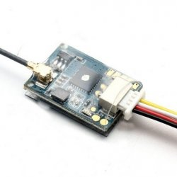 Micro Odbiornik do Flysky - kompatybilny z FS-A8S 2,4G 8-CH - PPM SBUS (iBUS)