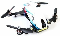 Dualsky Hornet Mini 250 KIT (SAMA RAMA)