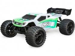 Losi Tenacity Truggy 1:10 4WD AVC biało/zielony