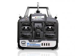 Transmitter 6CH CCPM TX