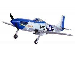 Volantex RC Samolot Mustang P51D 750mm Warbird 768-1 PNP