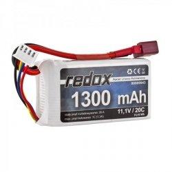 Redox 1300 mAh 11,1V 20C